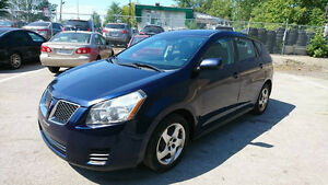 2009 pontiac vibe fully loaded manual excellent condition