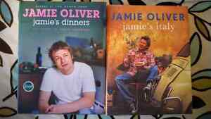 Jamie Oliver Cook Books set of two