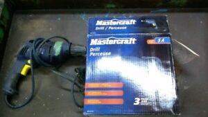 Mastercraft Corded Electric Drill