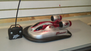 Team edge Jet Hovercraft RC