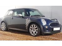 2006 06 MINI HATCH COOPER 1.6 COOPER S CHECKMATE 3D 168 BHP