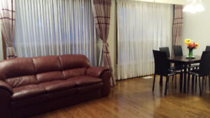 Spacious and beautiful 3 bed rooms (upstairs) raised bungalow