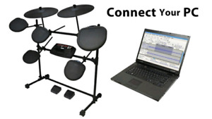 Electric drumset for kids