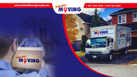 ⭐️LET'S GET MOVING⭐️-CANADA'S AFFORDABLE MOVING COMPANY⭐️