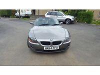 BMW Z4....not Audi TT,mx5 or s2000