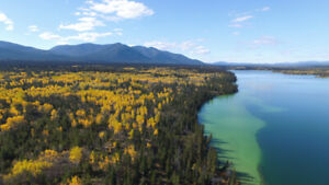 10 Acre Lots Big Bar Lake BC, New Development
