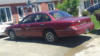 Ford Crown Victoria 1992 101*** kM WOW