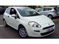 2015 Fiat Punto 1.2 Pop+ 3dr Manual Petrol Hatchback