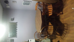 kitchen table four chairs