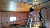 Insulation, Sheeting and MORE!