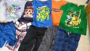 Boys size 7/8 shorts and t.shirts