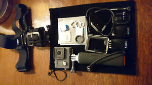 Like new, GoPro HERO+ (Wi-Fi Enabled), includes MicroSD and more