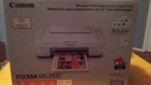 Canon Wireless Copy Scan Machine