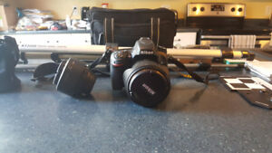 NIKON D610 AND EXTRAS