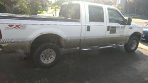 2004 Ford F-350 Super duty Lariat diesel turbo Pickup Truck