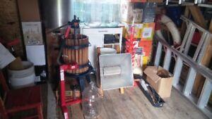 Kit de fabrication de vin