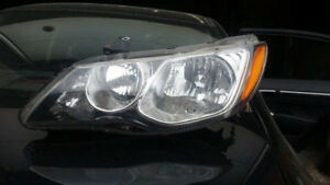 acura headlight