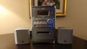 Mini Chaine Stereo JVC – M61845