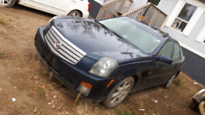 2002 Cadillac CTS Coupe (2 door)