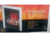 Fremont 2kW Electric Fire