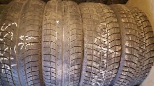 275 55 20 Used Winter tires.