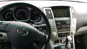 2008 Lexus RX400H Hybrid Navigation Touring packag
