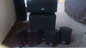 6 speaker home theater system