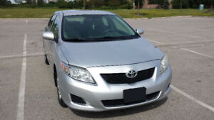 2010 TOYOTA COROLLA CE MANUAL~CERTIFIED~ONLY 117KMS!!~VERY CLEAN
