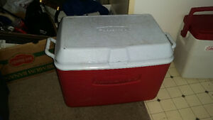 Large Rubbermaid cooler only $15 see my other ads........