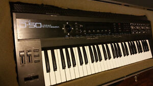 Roland D-50 Synthesizer Keyboard with Case $250