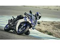 2016 Yamaha YZF-R3 321.00 cc