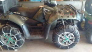 Polaris ATV 2010