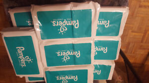 Pampers wipes natural clean 10  refill pack $20 WITH FREE COUPON