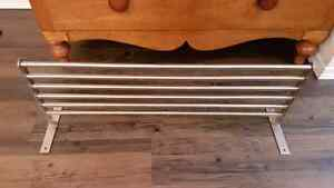 Stainless steel wall shelves - 3