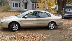 2001 Ford Taurus SE Sedan 24 VALVE HO $2500