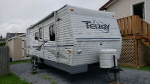 2004 Terry 27ft With Big Slide $8500