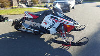 SOLD!!   2012 Polaris Switchback 800 Pro-R Like New ONLY 376KM