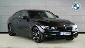 image for 2020 BMW 4 Series 420i M Sport 5dr Auto [Professional Media] Petrol Hatchback Ha