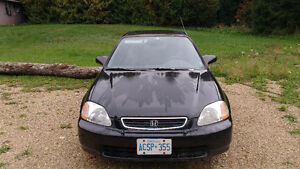 1998 Honda Civic EX-G Other