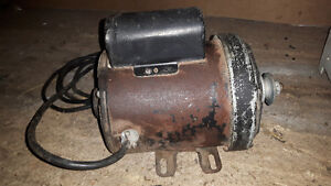 General Electric 1/2 HP Phase 1 Motor