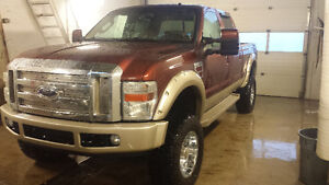 2008 Ford F-350 Lifted King Ranch
