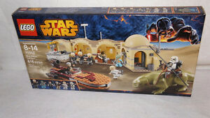 Lego Star Wars 75052 Mos Eisley Cantina Brand New in Sealed Box