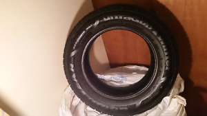 4 Winter Tires - Goodyear Ultra Grip 225/60R16