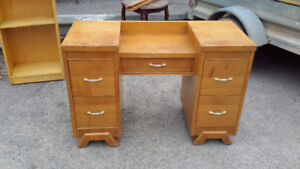 1940's vanity with mirror only $75.00drop in 277 montreal st