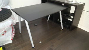 Ikea Galant - Black table