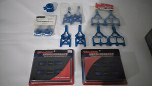 Traxxas T MAXX Aluminium upgrade kit $225