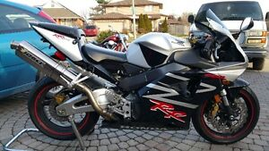 2002 HONDA CBR 954 RR, LIKE NEW, $5200