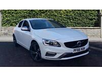 2016 Volvo S60 D4 (190) R DESIGN Lux Nav with Manual Diesel Saloon