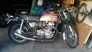 1973 honda cb750 K3 for sale with papers