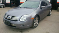 2007 Ford Fusion SE Sedan CERTIFIED AND ETESTED